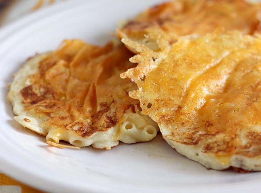 Mac and Cheese, Pancakes