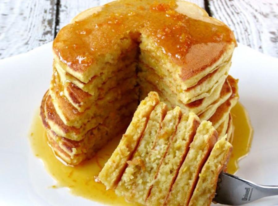 Sunrise Orange, Pancakes