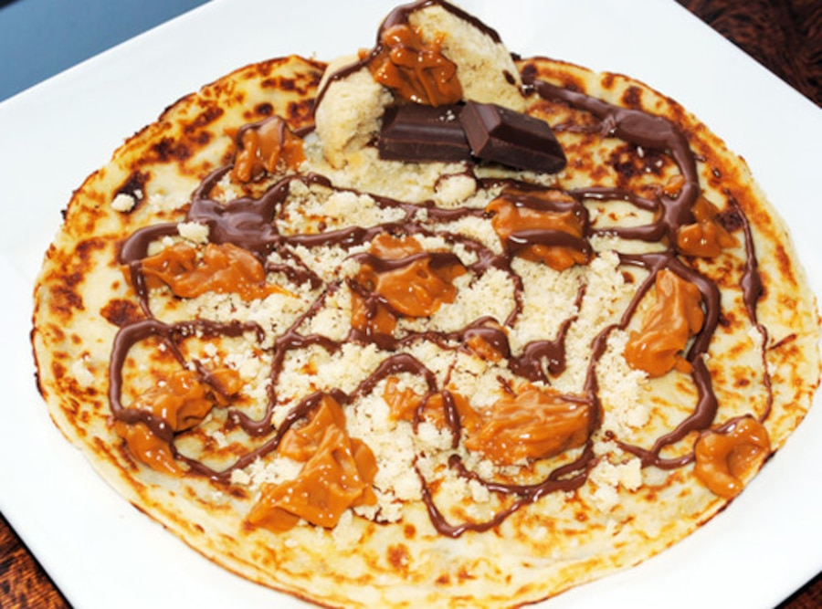 Millionaire's Shortbread, Pancakes