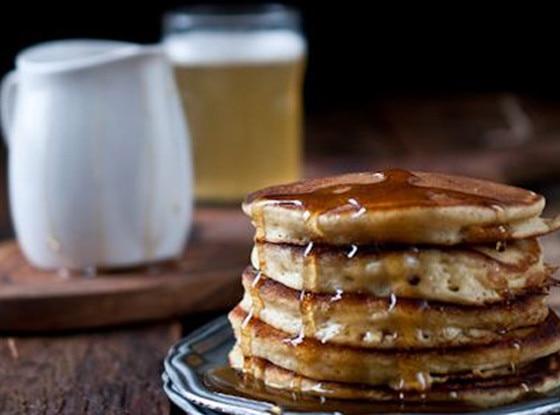 Beer, Pancakes