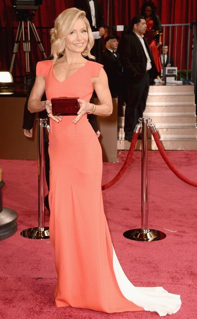 Kelly Ripa, Oscars