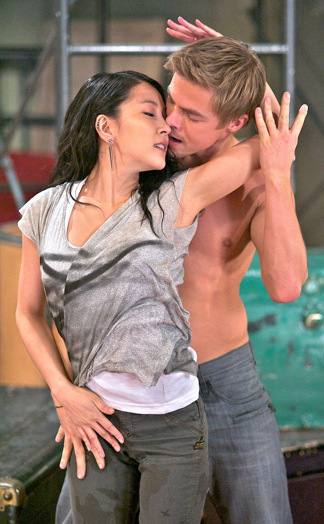Derek Hough, BoA, Make Your Move