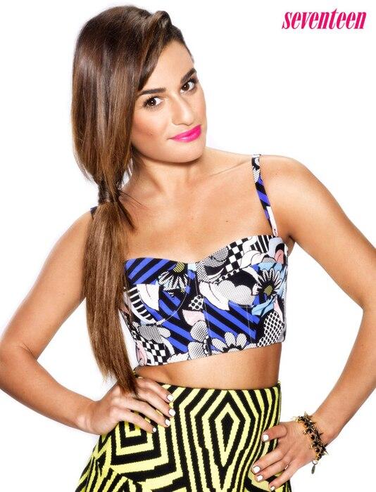 Lea Michele, Seventeen