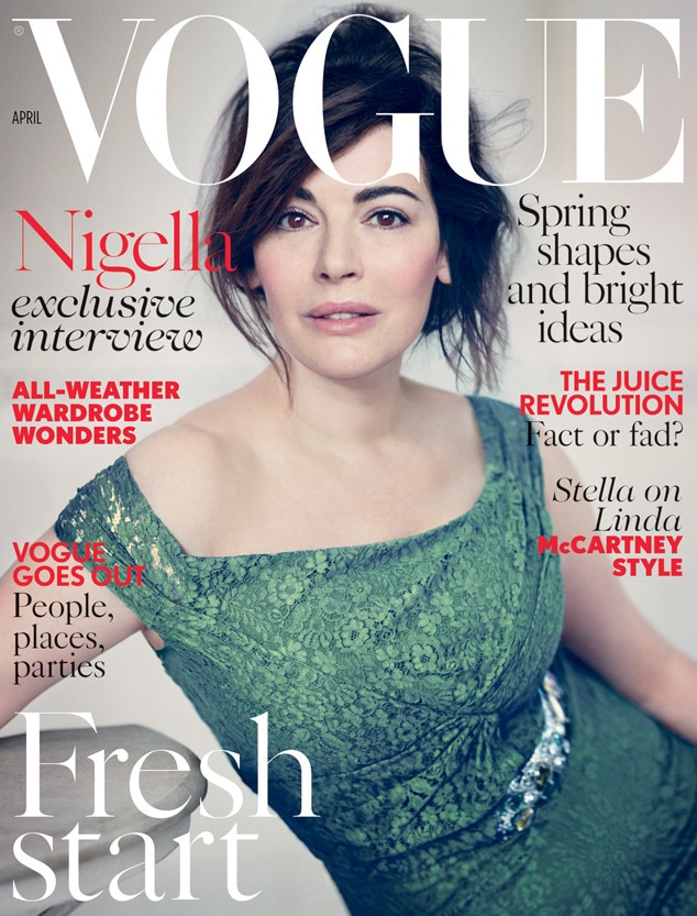 Nigella Lawson, Vogue UK