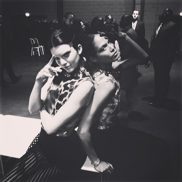 Keeping Up with Kylie & Kendall Jenner on Instagram