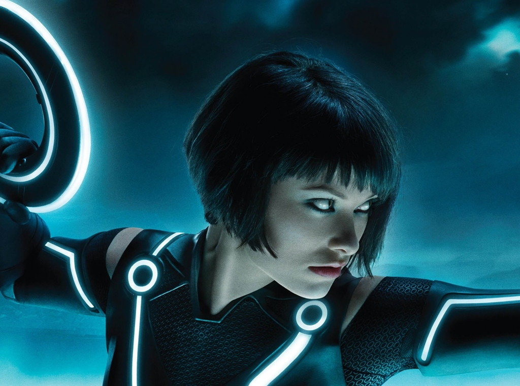 Tron Legacy, Olvia Wilde, Famous Movie Heroines