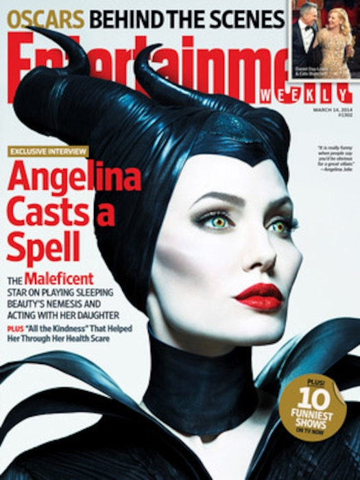 Angelina Jolie, Entertainment Weekly
