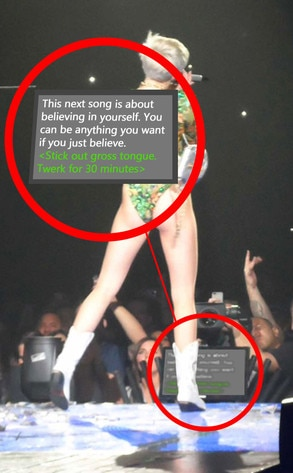 MileyPrompter