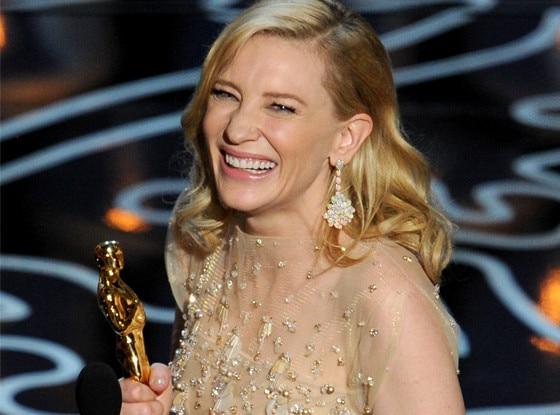 Cate Blanchett, Oscars Winners