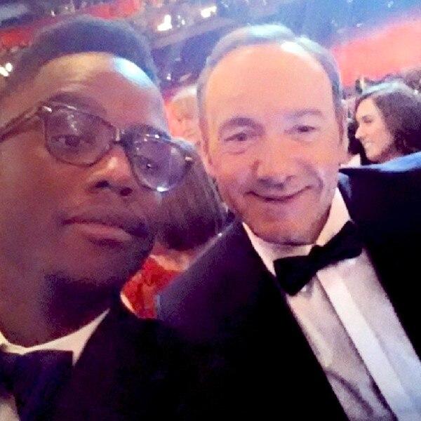 Peter Nyong'o, Oscar, Instagram