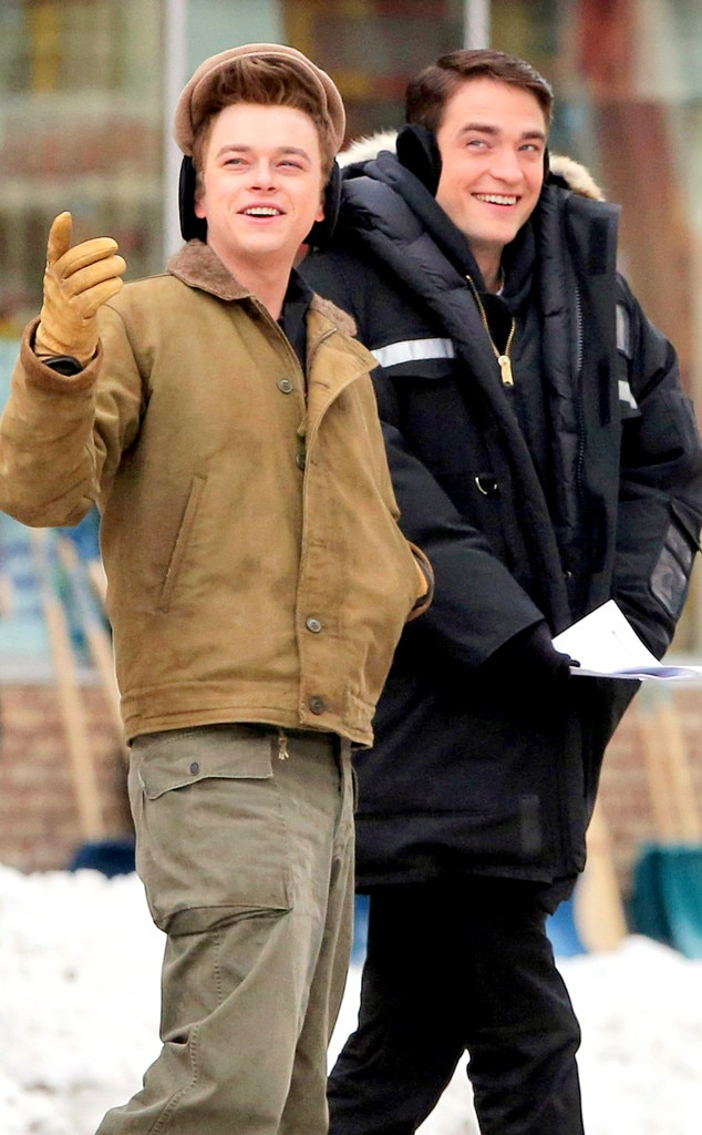 Robert Pattinson, Dane DeHaan