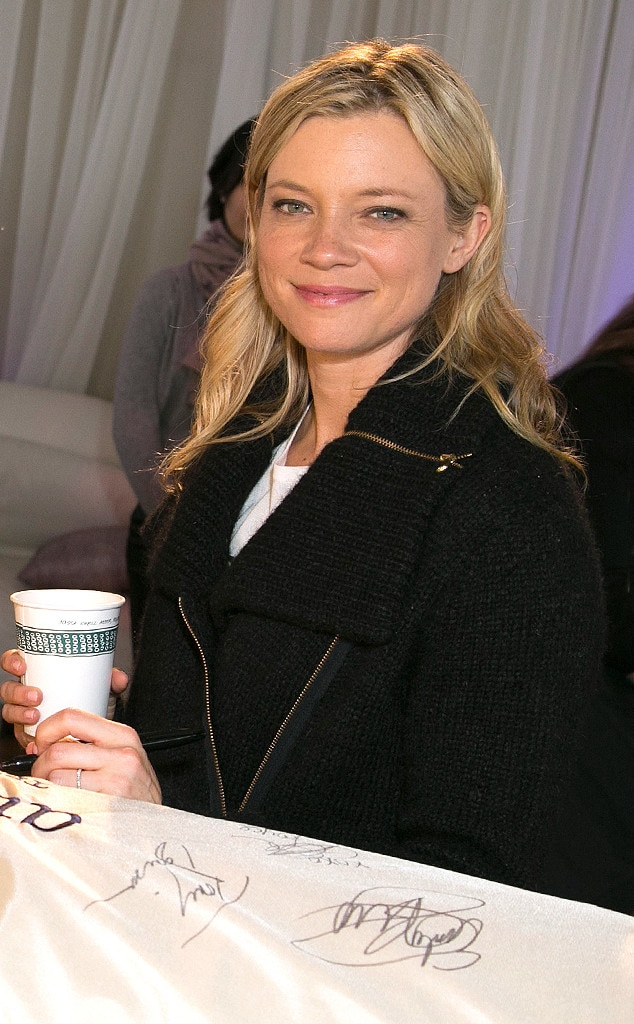 Amy Smart, Celebrity GBK Lounge