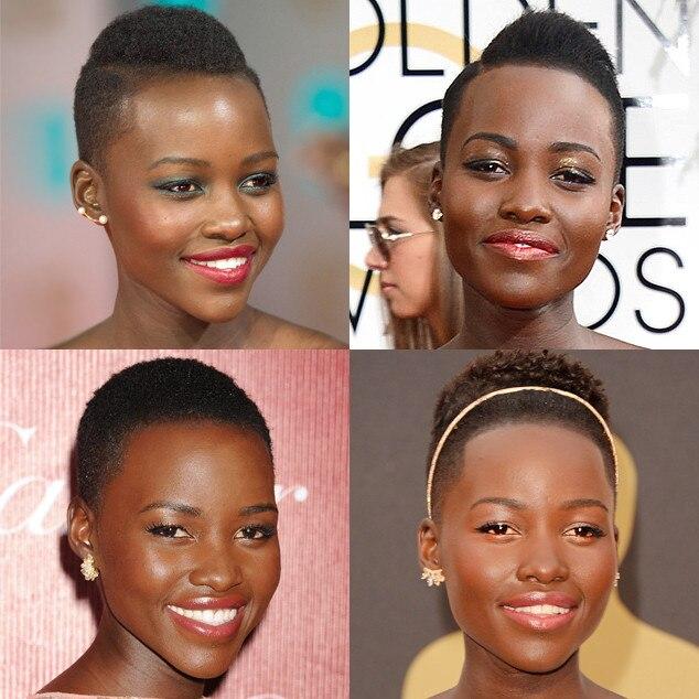 Spring Haircuts, Lupita Nyong'o