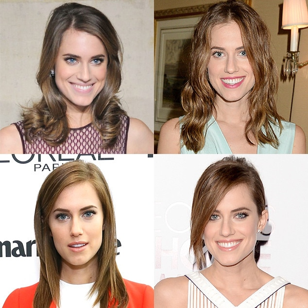 Spring Haircuts, Allison Williams