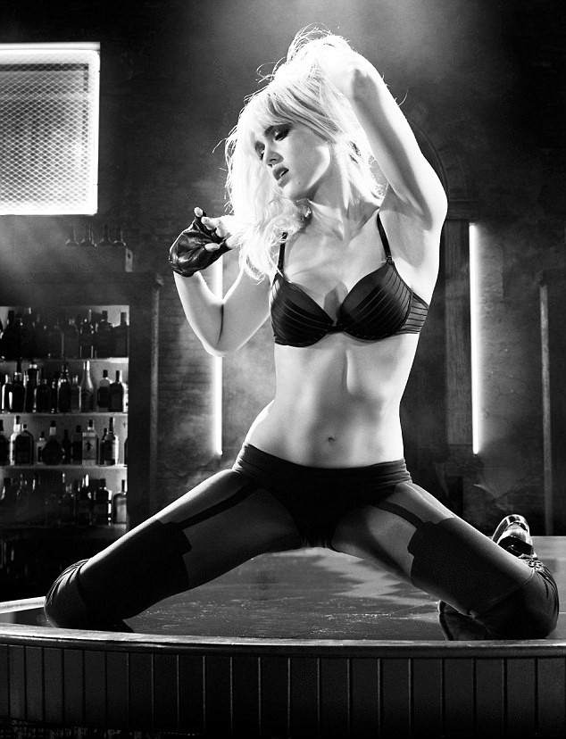 Sin City: A Dame To Kill For, Jessica Alba