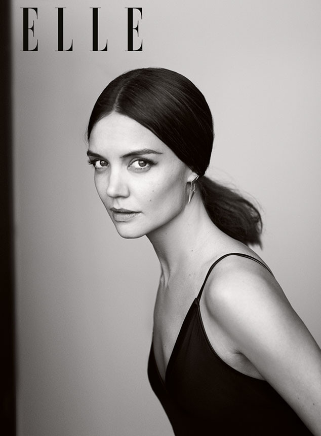 Katie Holmes, Elle UK