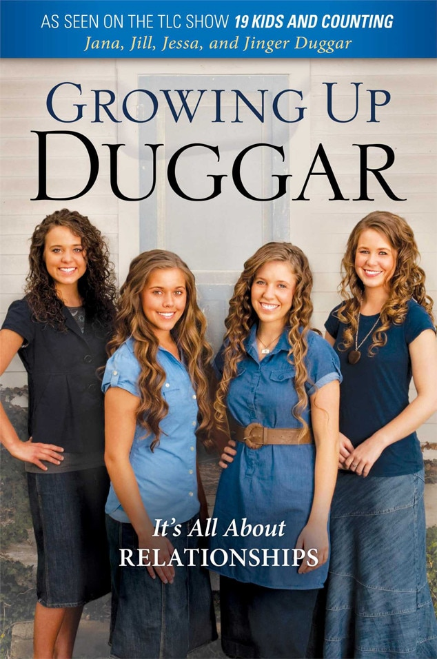 Growing Up Duggar Book