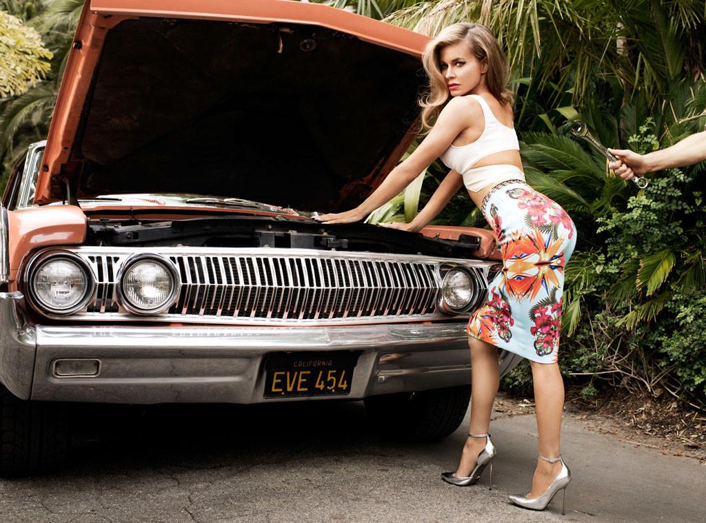 Carmen Electra, FHM Magazine