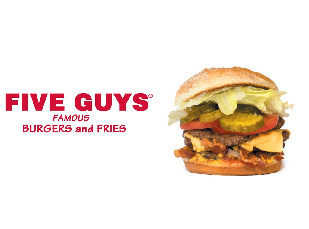 Fast Food, Five Guys