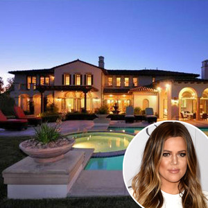 Khlo kardashian 39 s new home how she 39 s updating justin for Decoration maison khloe kardashian
