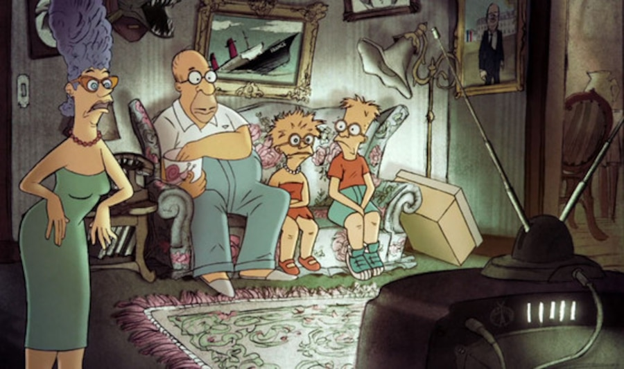 The Simpsons, Couch Gag