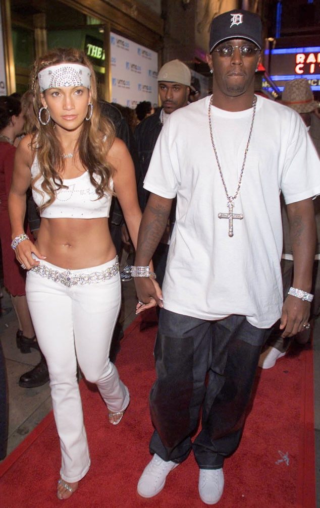 "Sean ""Diddy"" Combs, Jennifer Lopez"
