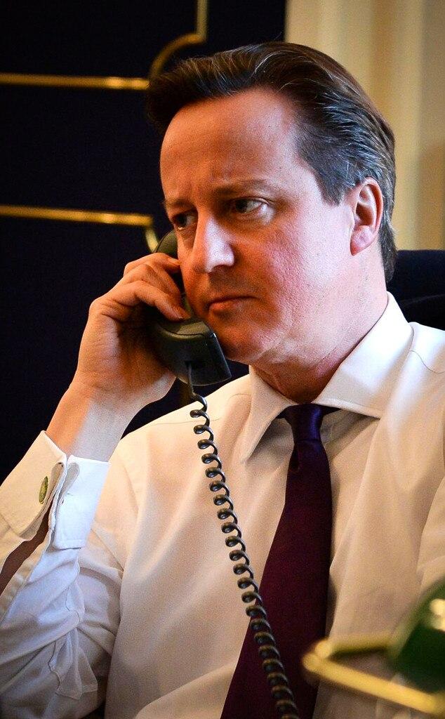 David Cameron, Twitter