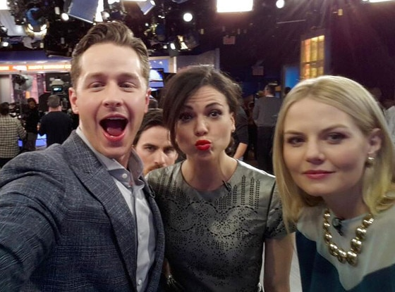 Once Upon A Time Cast, GMA