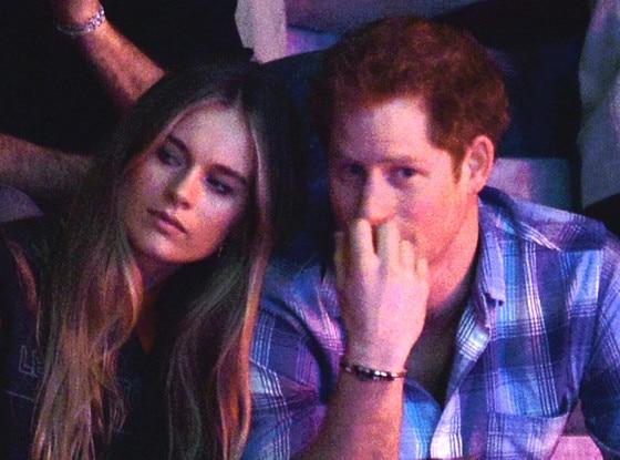 Cressida Bonas,  Prince Harry