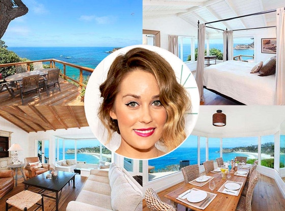 Lauren Conrad, Beach House