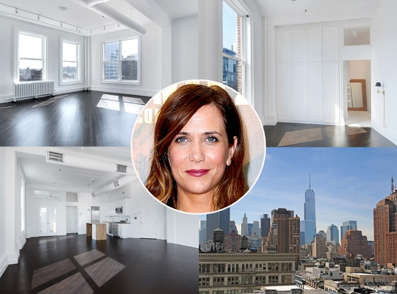 Kristen Wiig, Apartment