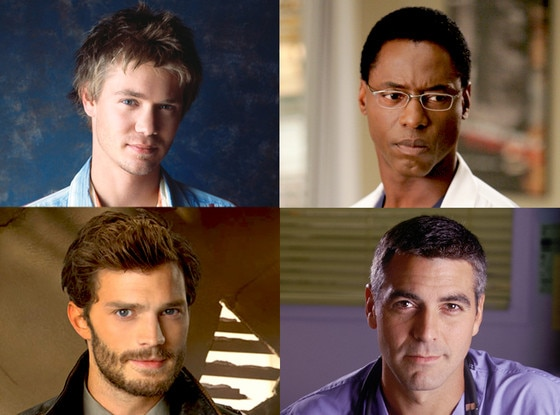 Isaiah  Washington, George Clooney, Chad Michael Murray, Jamie Dornan, TV Stars Return