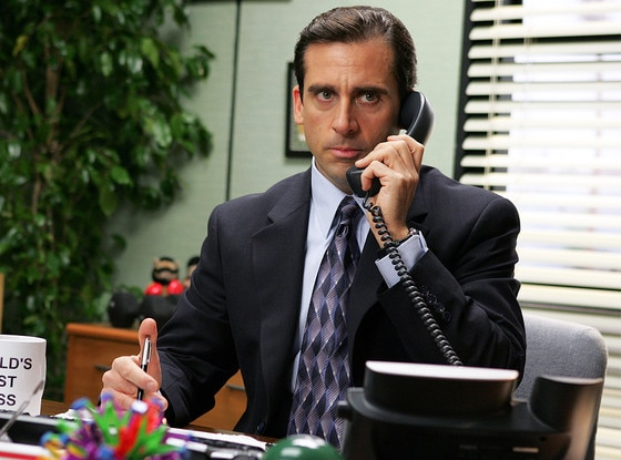 Steve Carell, The Office, Returning Stars, Best TV Quotes