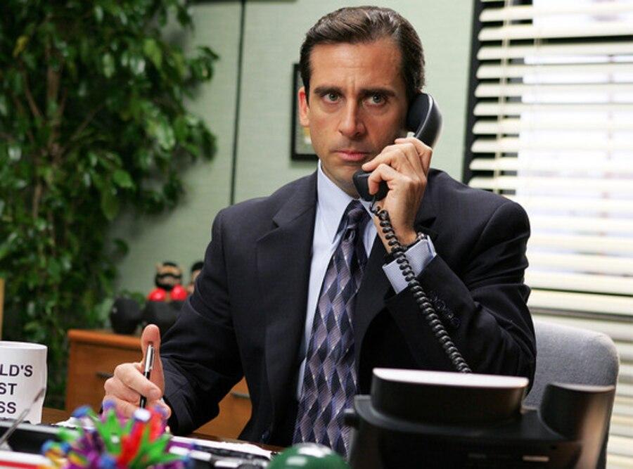 Steve Carell, The Office, Returning Stars, Best TV Quotes