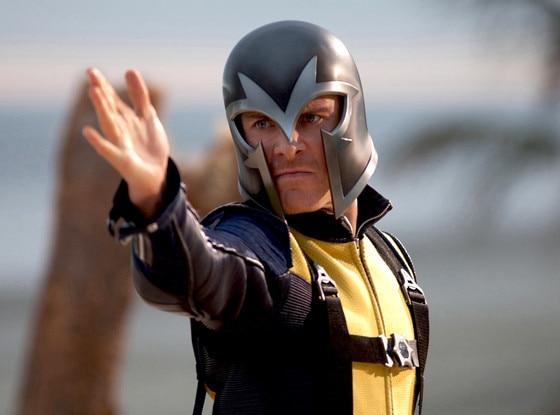 Michael Fassbender, X-Men: First Class