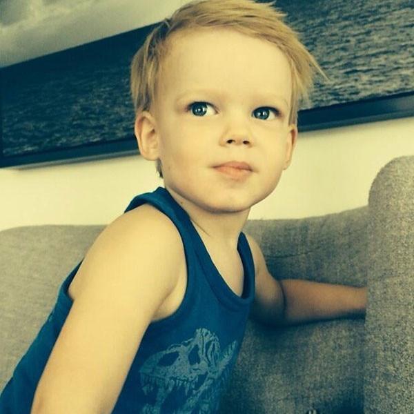 Hilary Duff, Luca, Twitter