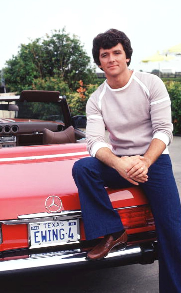 Patrick Duffy, Dallas, Returning Stars