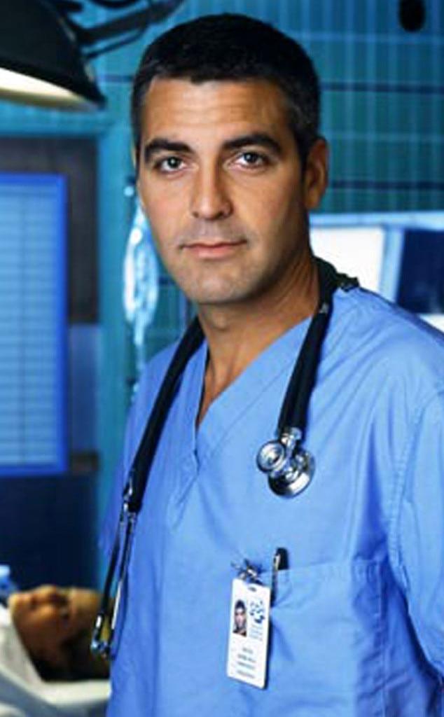 George Clooney, ER, Returning Stars