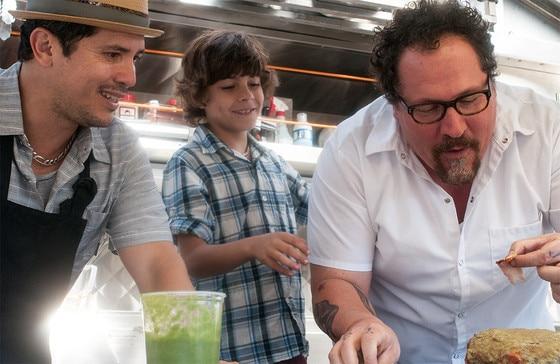 John Leguizamo, Emjay Anthony, Jon Favreau