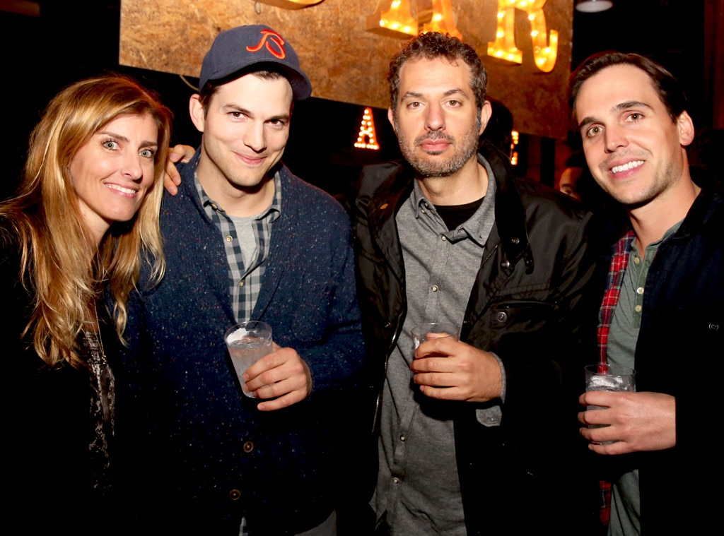 Kelly Donnelly, Ashton Kutcher, Guy Oseary, Chris Hollad, SXSW
