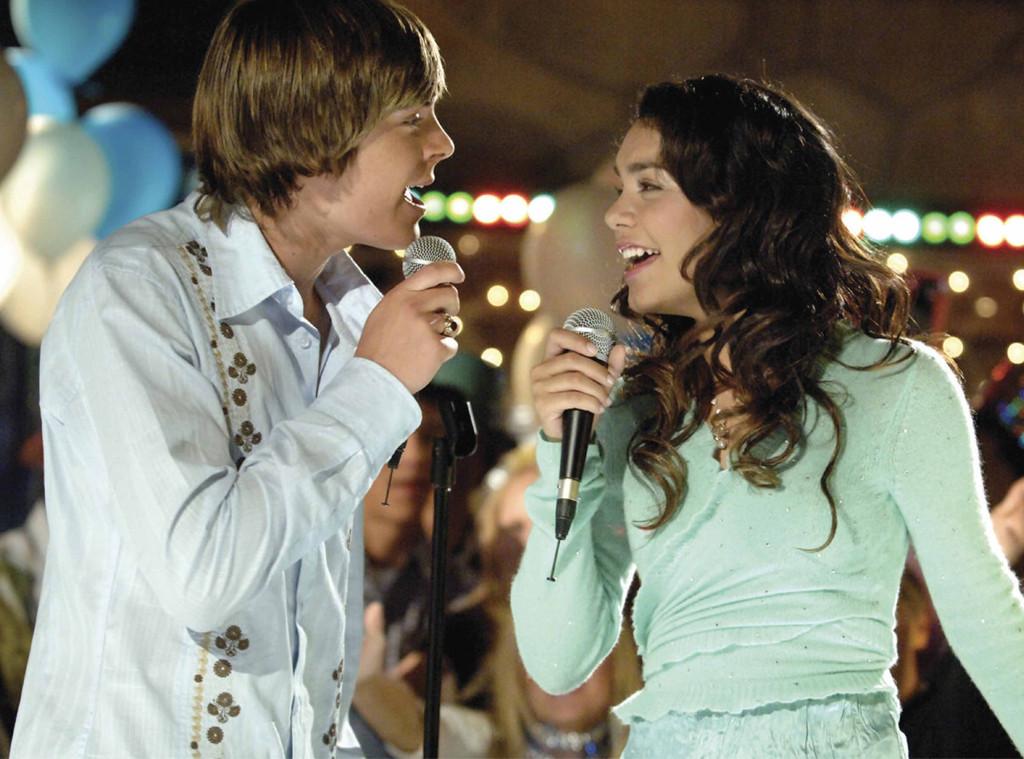 Zac Efron, High School Musical