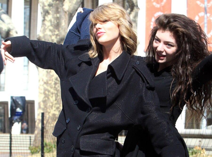 Taylor Swift, Lorde