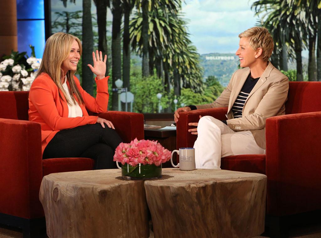 Jennifer Love Hewitt, Ellen Degeneres, Ellen Show