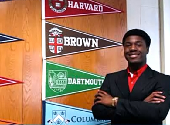 Kwasi Enin, Ivy League