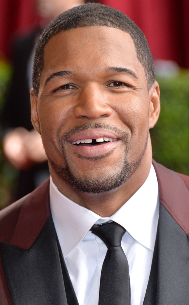 michael strahan height
