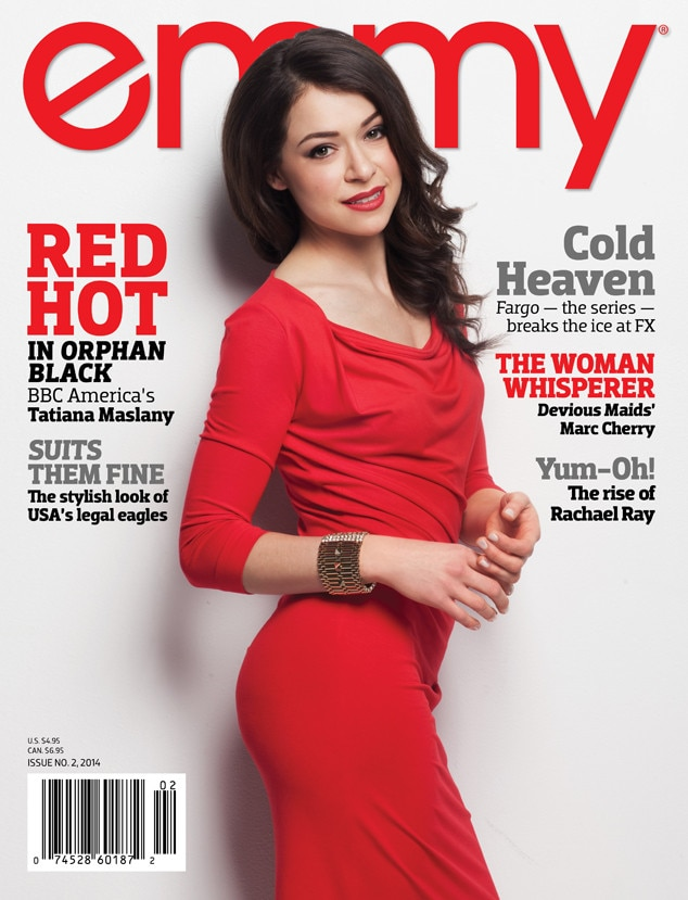 Tatiana Maslany, Emmy Magazine