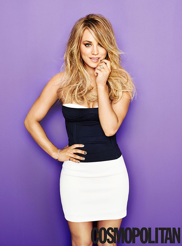 Kaley Cuoco Sweeting, Cosmopolitan