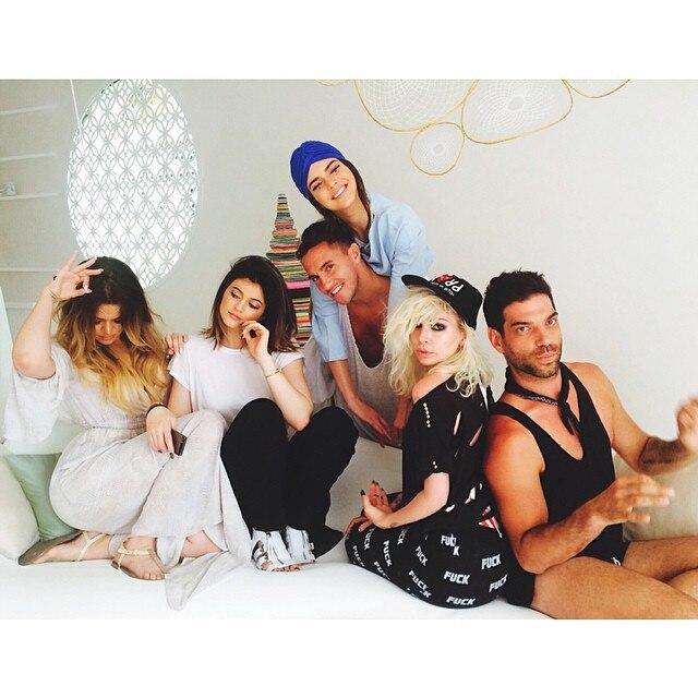 Kendall & Kylie Instagram