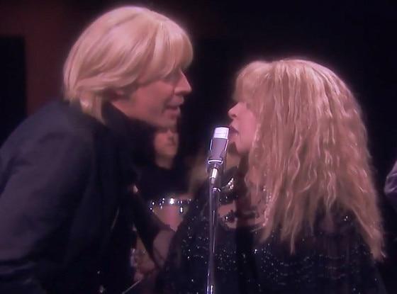 Jimmy Fallon, Stevie Nicks, The Tonight Show