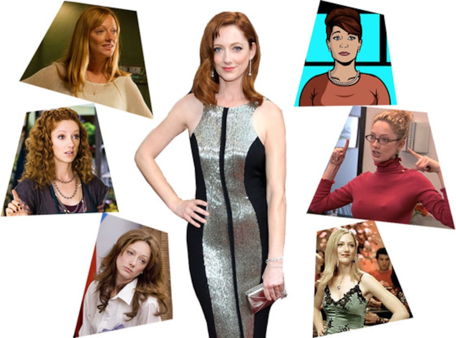 Judy Greer Collage